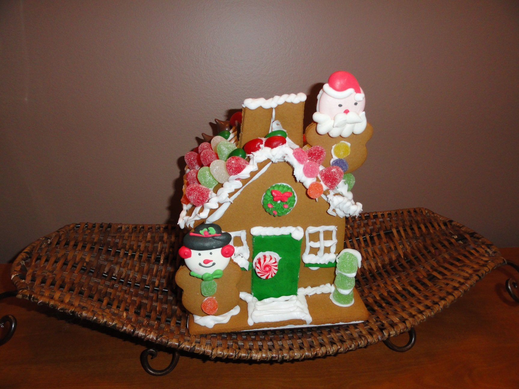 Gingerbread Happiness