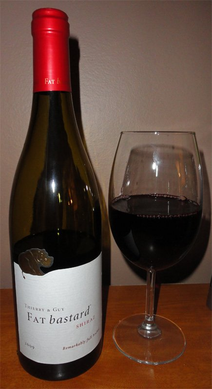 Fat Bastard Shiraz…Enough with the Whine – Bring on the Wine !