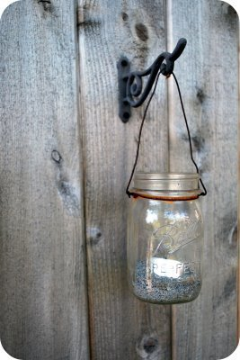10 DIY Mason Jar Craft Ideas
