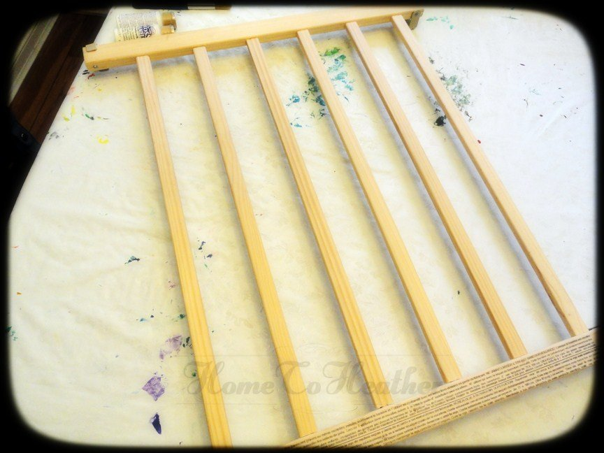 Upcycling a Baby Gate