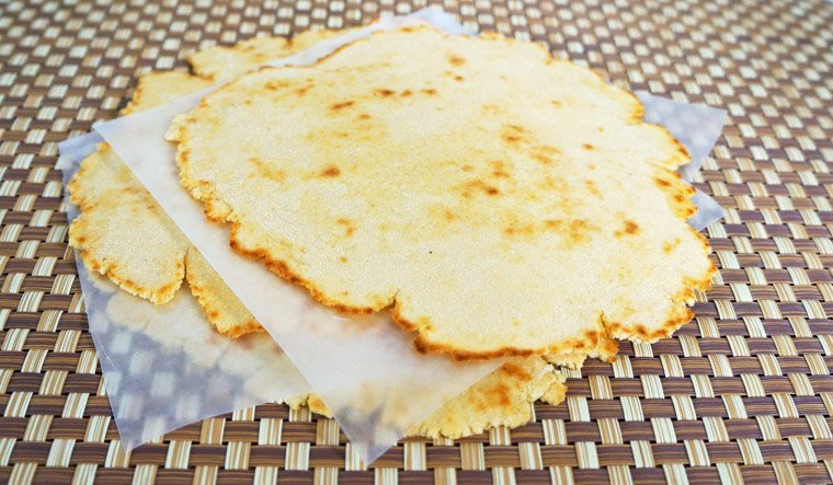 gluten free flatbread