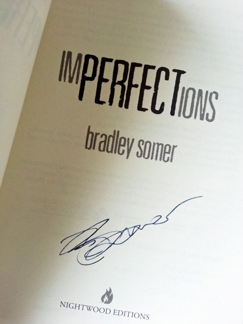 imperfections bradley somer