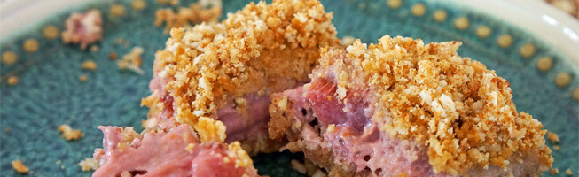 strawberry bars paleo