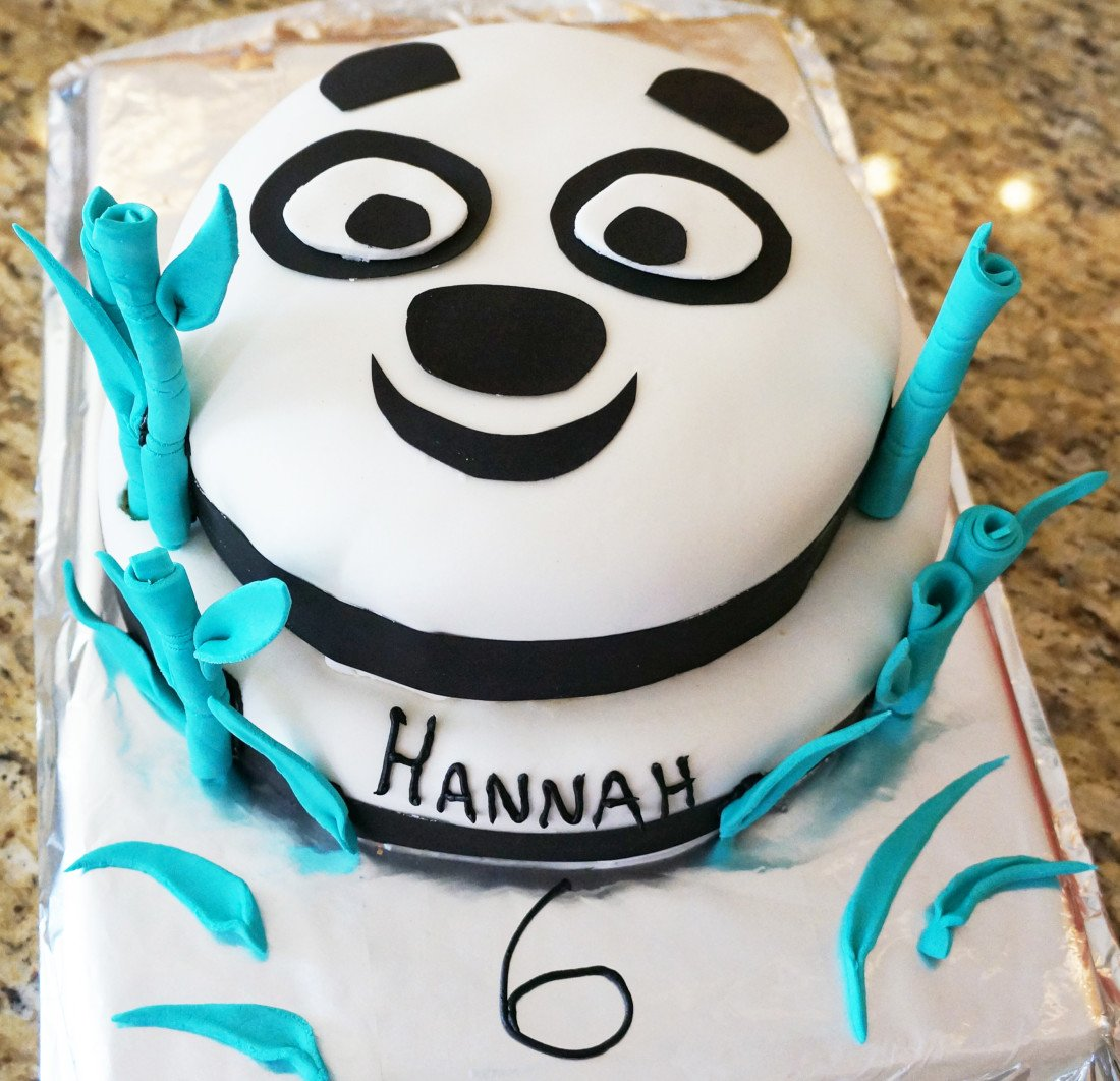 I loved the Panda theme my daughter chose for her birthday.  Here are some super easy DIY party ideas.