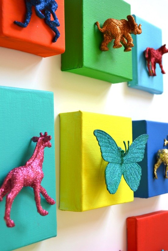 7 Insanely Creative Plastic Toy Crafts