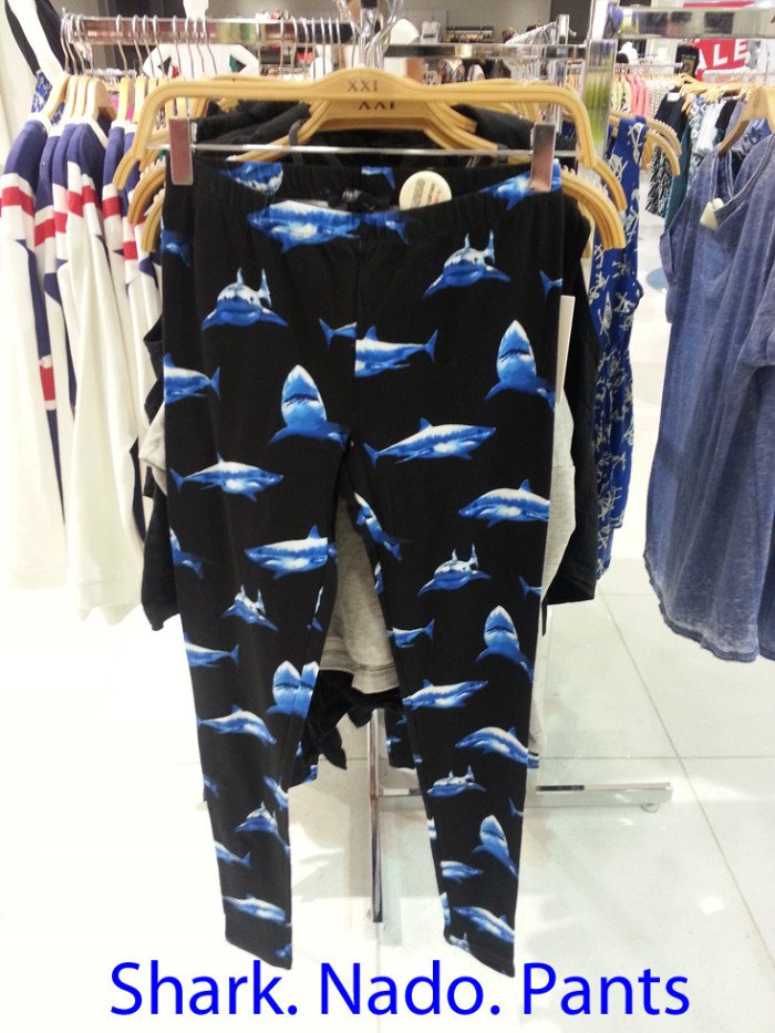 sharknado pants