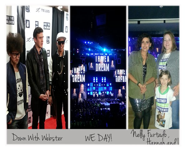 We Day Win!