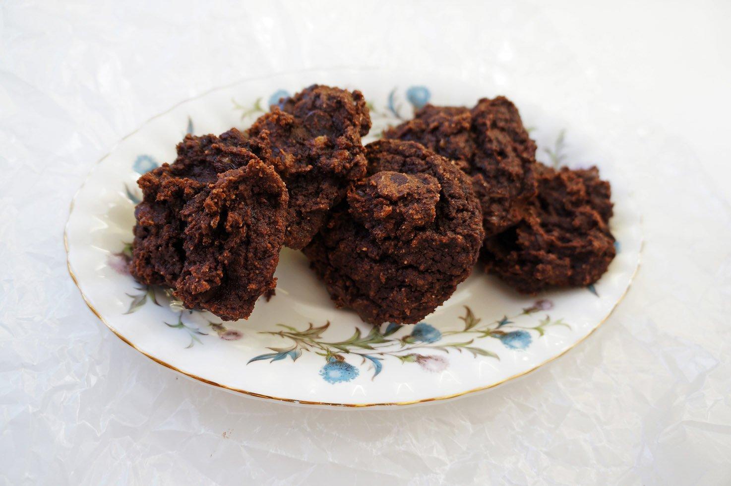 cookies gluten free brownie