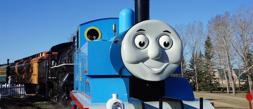 Day out with Thomas at Heritage Park – Win Tickets!