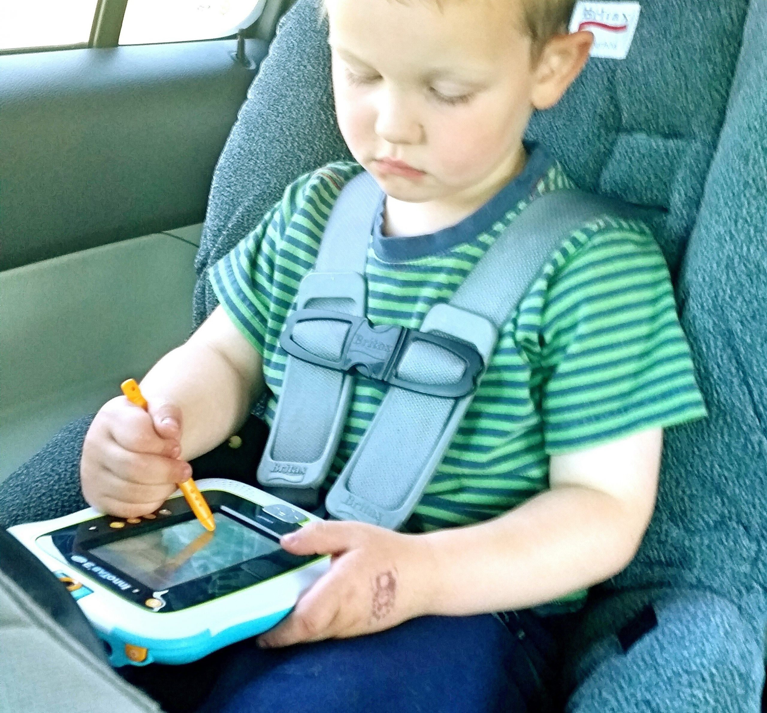 Top Two Tech Travel Toys for Kids