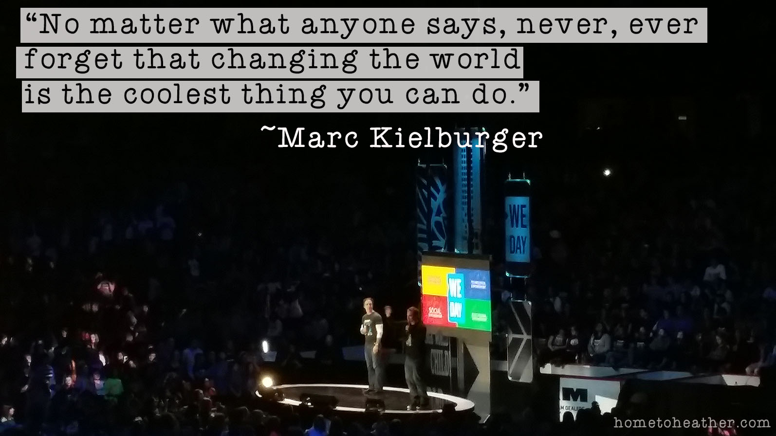 Marc Kielburger quote
