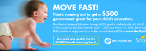 Get My ACES Move Fast - Colour Ad