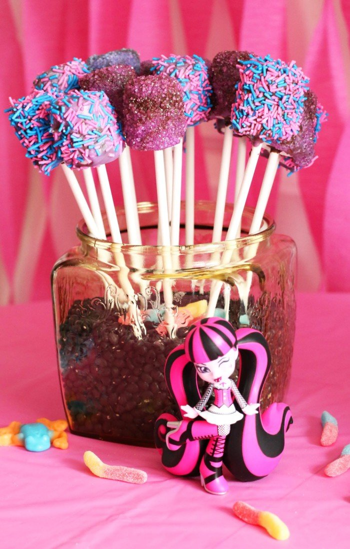 DIY Monster High Birthday Party Ideas
