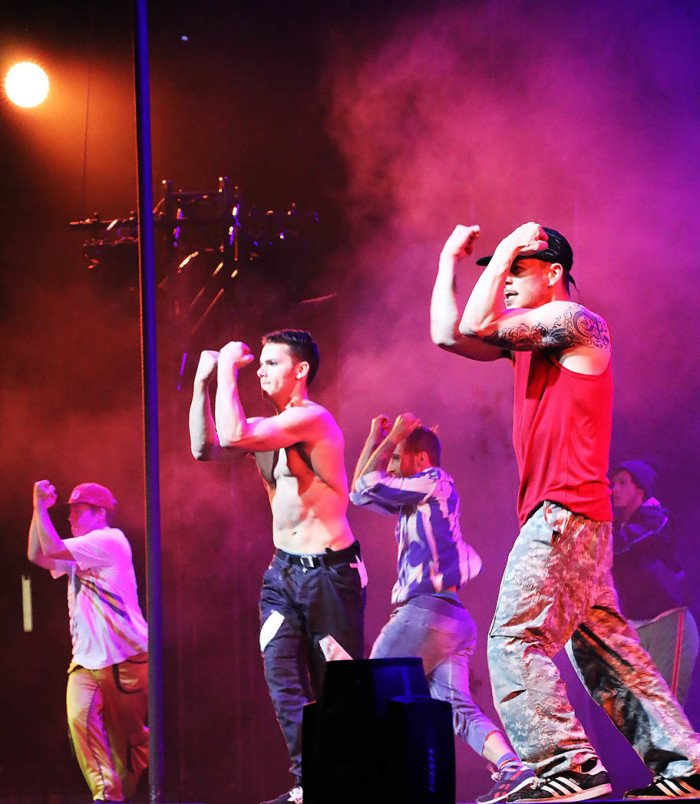 Calgary Stampede Cirque Eloize