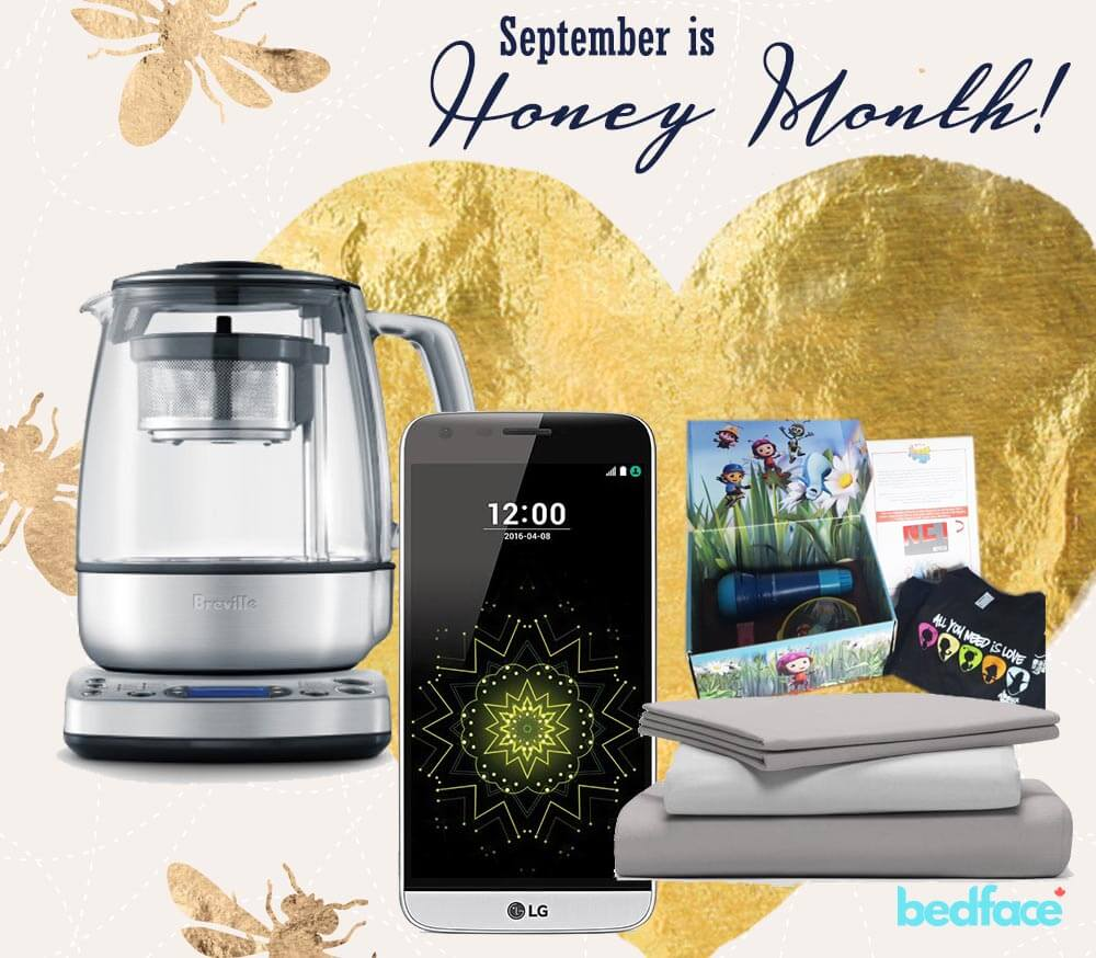 Breville Tea Maker #honeymonth