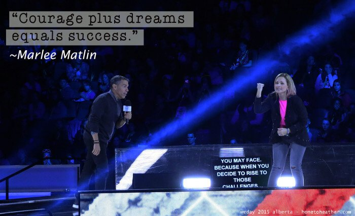 Marlee Matlin weday 2015 quote