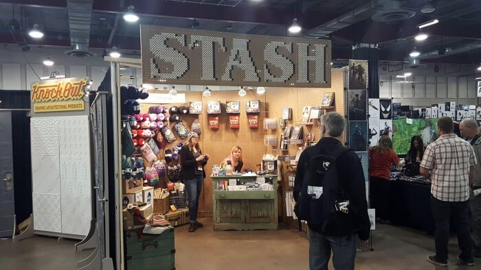 stash at calgary expo