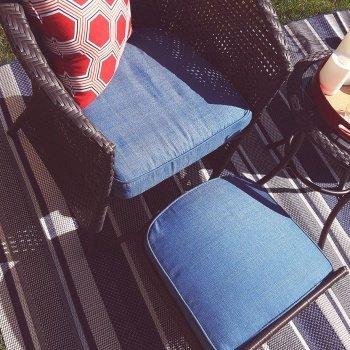 Backyard Patio Reveal!