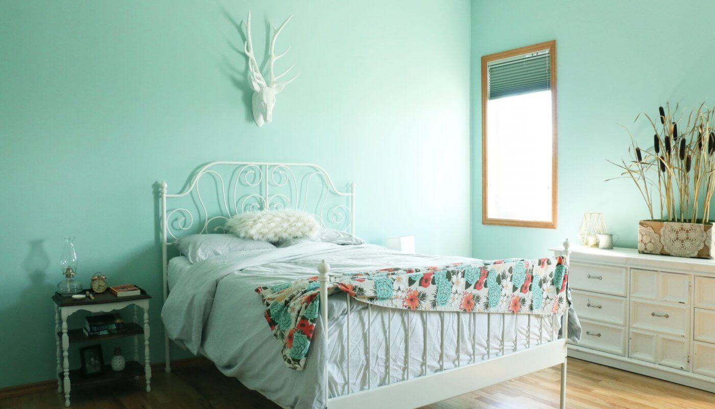 The bedroom reveal!