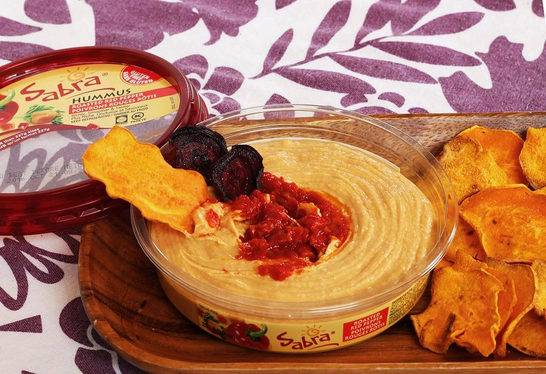 root-veggie-chips-with-hummus