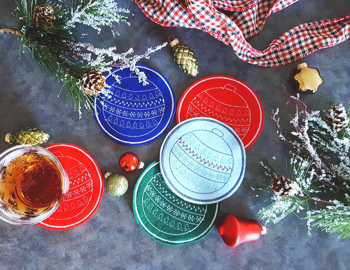 free-machine-embroidery-pattern-felt-christmas-coasters