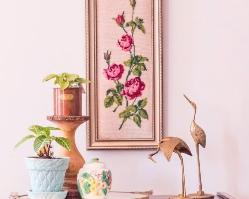 Using Chintz in your Home Decor