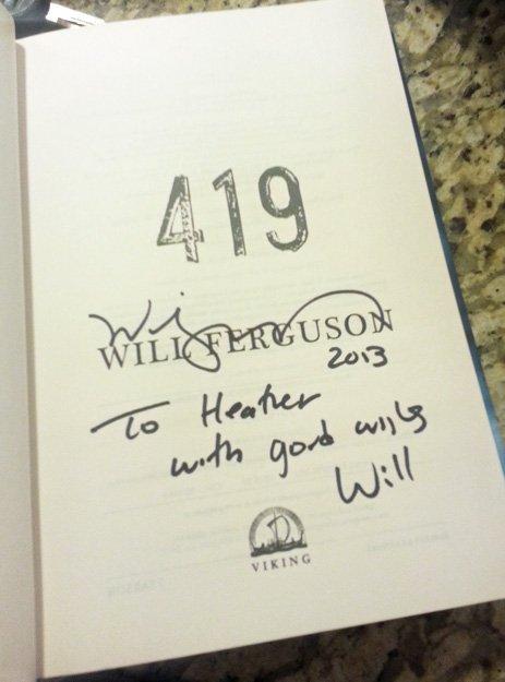 419 will ferguson