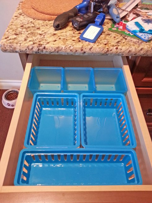 junk drawer organizers