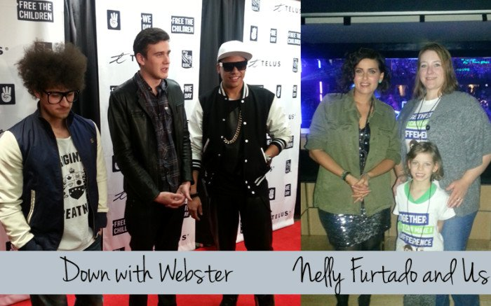 nelly furtado down with webster calgary