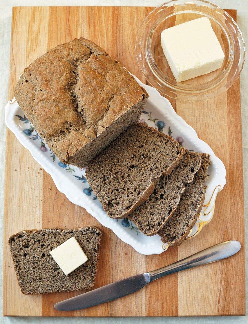 gluten free bread buckwheat flour