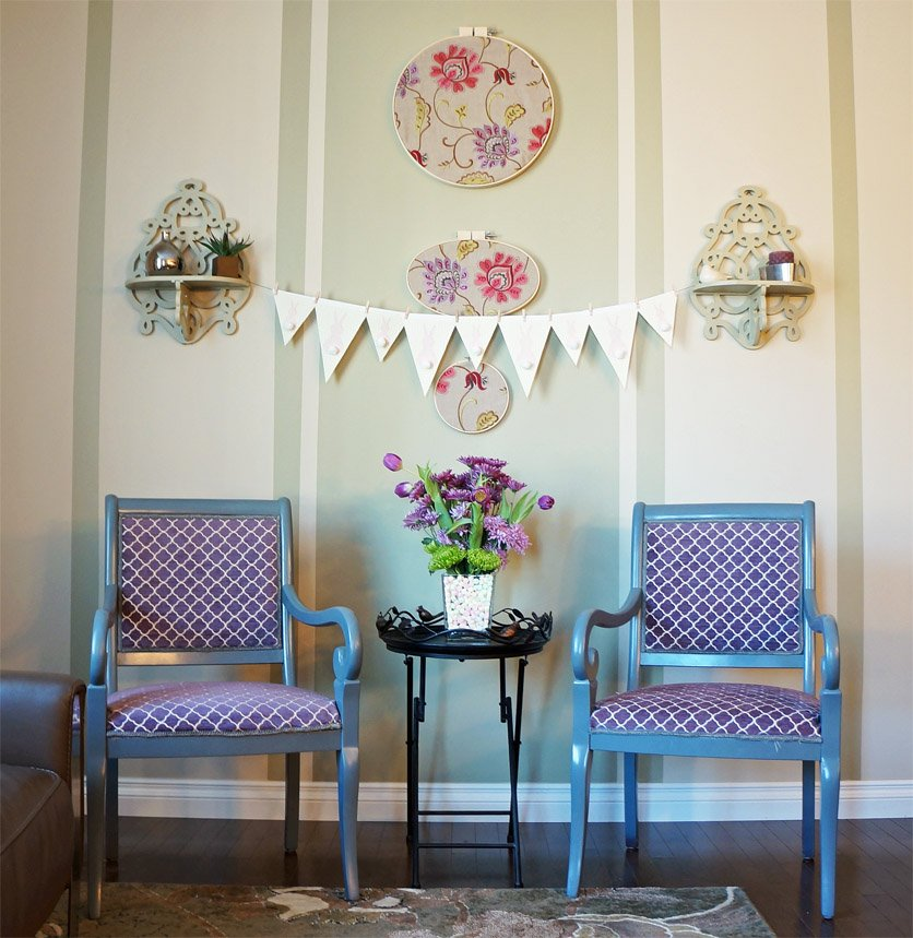 Easy Easter Bunny Bunting Printable Craft