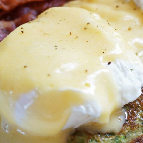 Simple, Decadent, Hollandaise Sauce