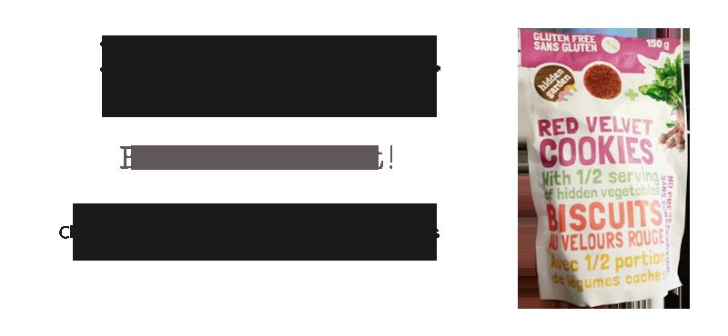 hidden garden gluten free cookies