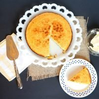 Skillet Corn Bread #glutenfree