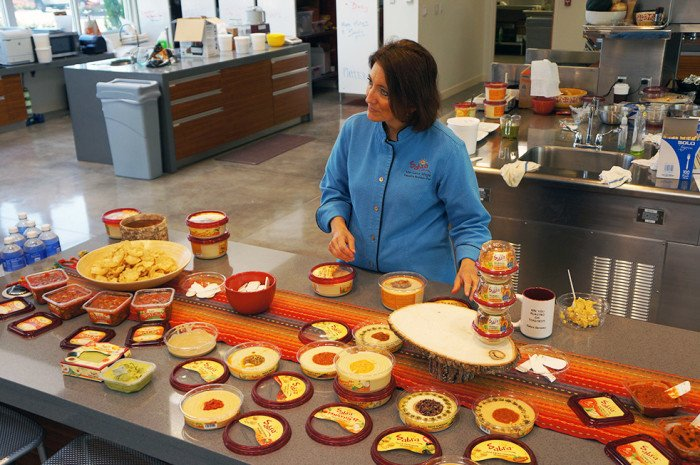 sabra tastemakers factory tour