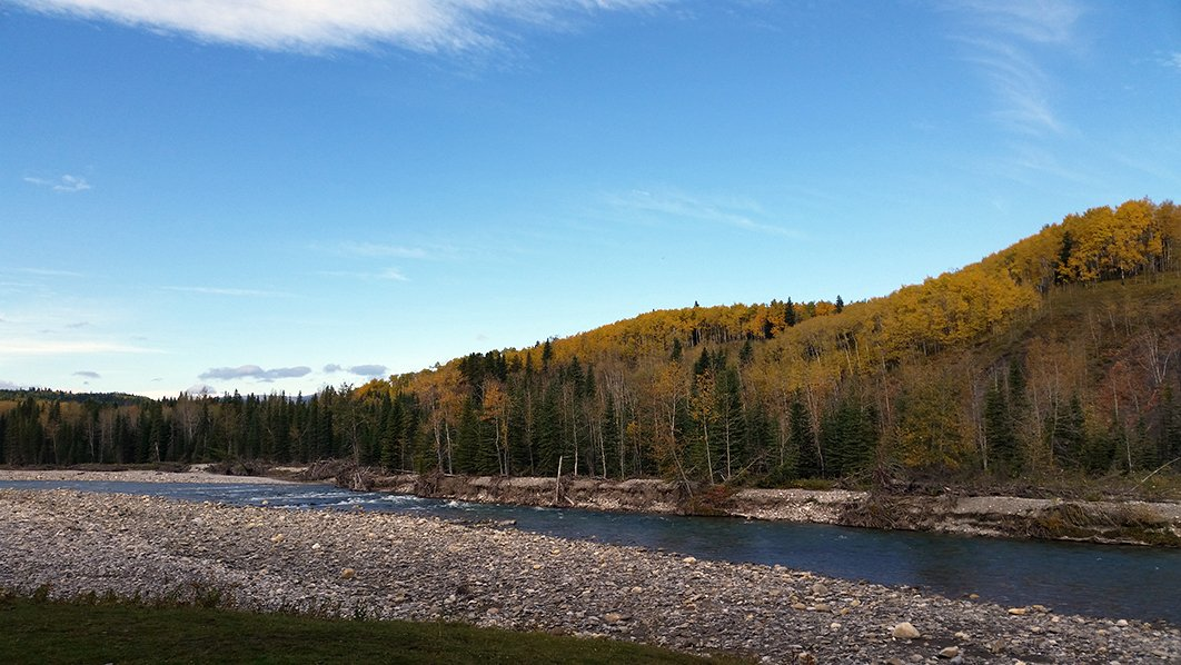 elbow river alberta