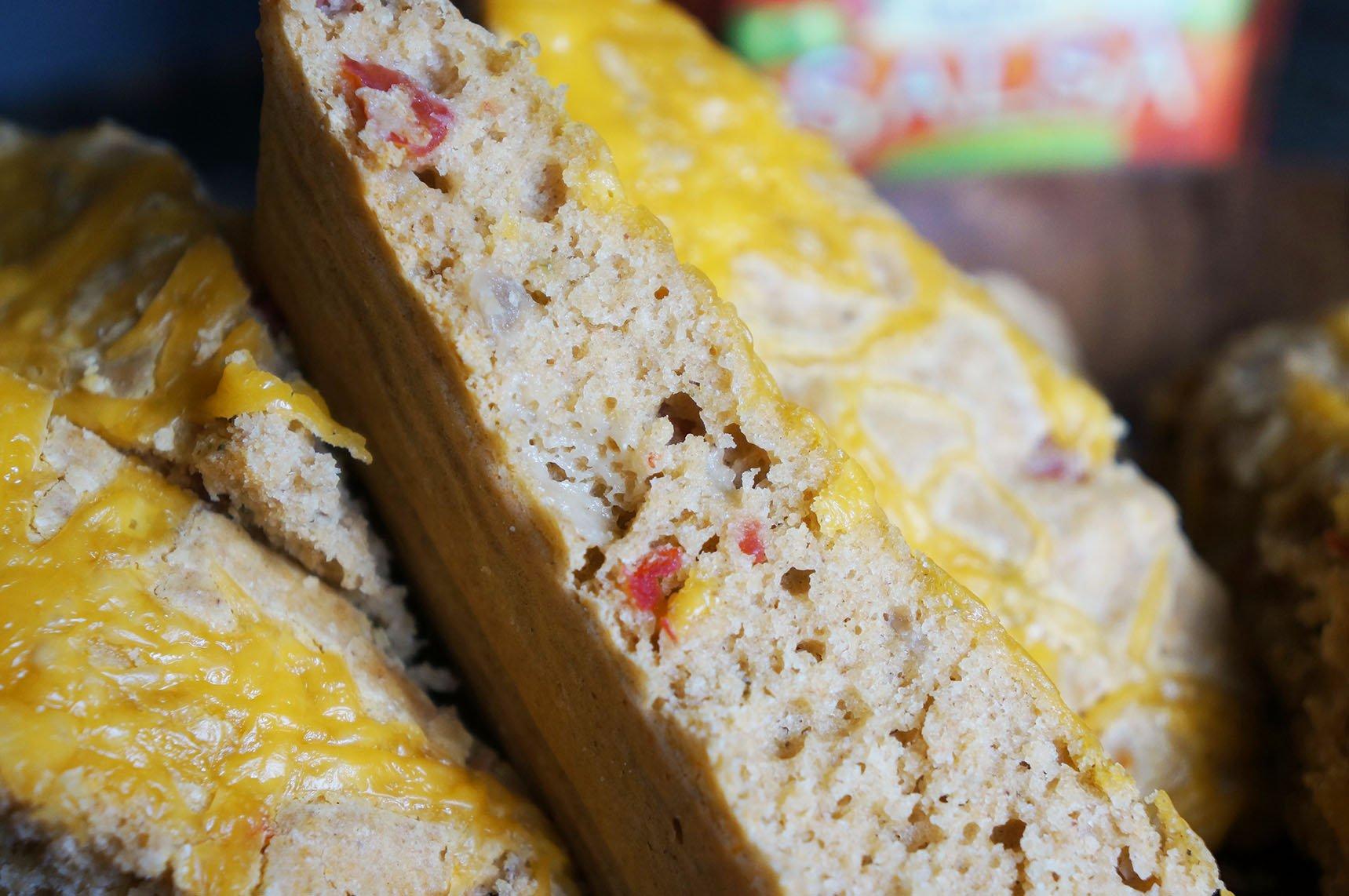 gluten free salsa focaccia bread