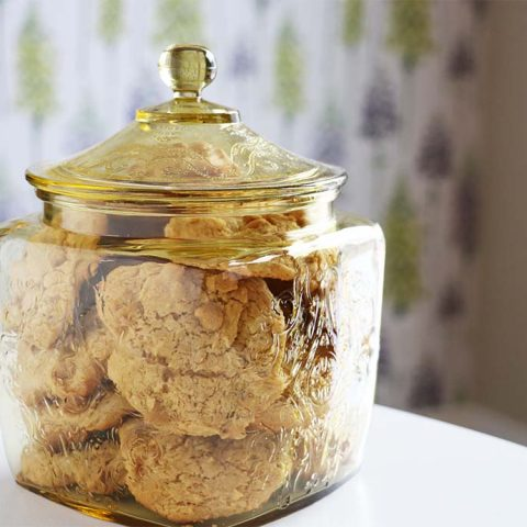 Quick and Easy Gluten Free Peanut Butter Cookies