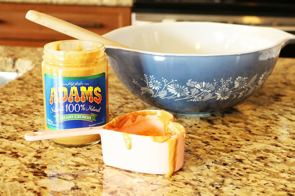 adams natural peanut butter