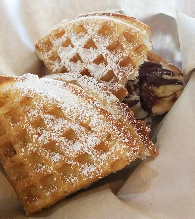 bruxie waffle