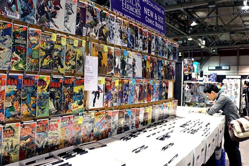 Comics, Cosplay, and Satan Oh My!