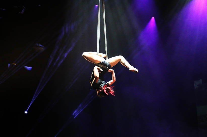 Cirque Éloize at Calgary Stampede