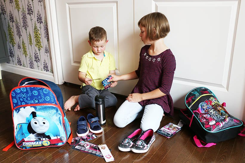 back to school monster high