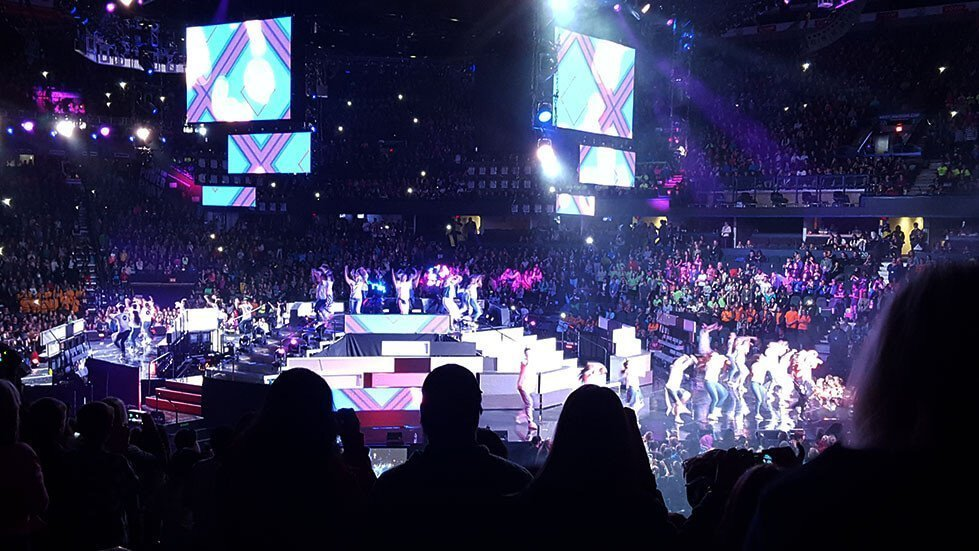 We Day Inspires Change Makers