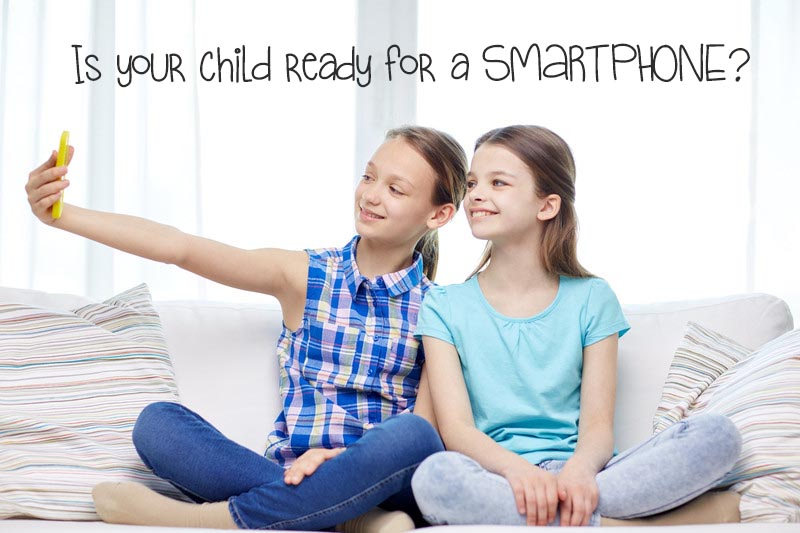 Before you buy a smartphone for your child, read this