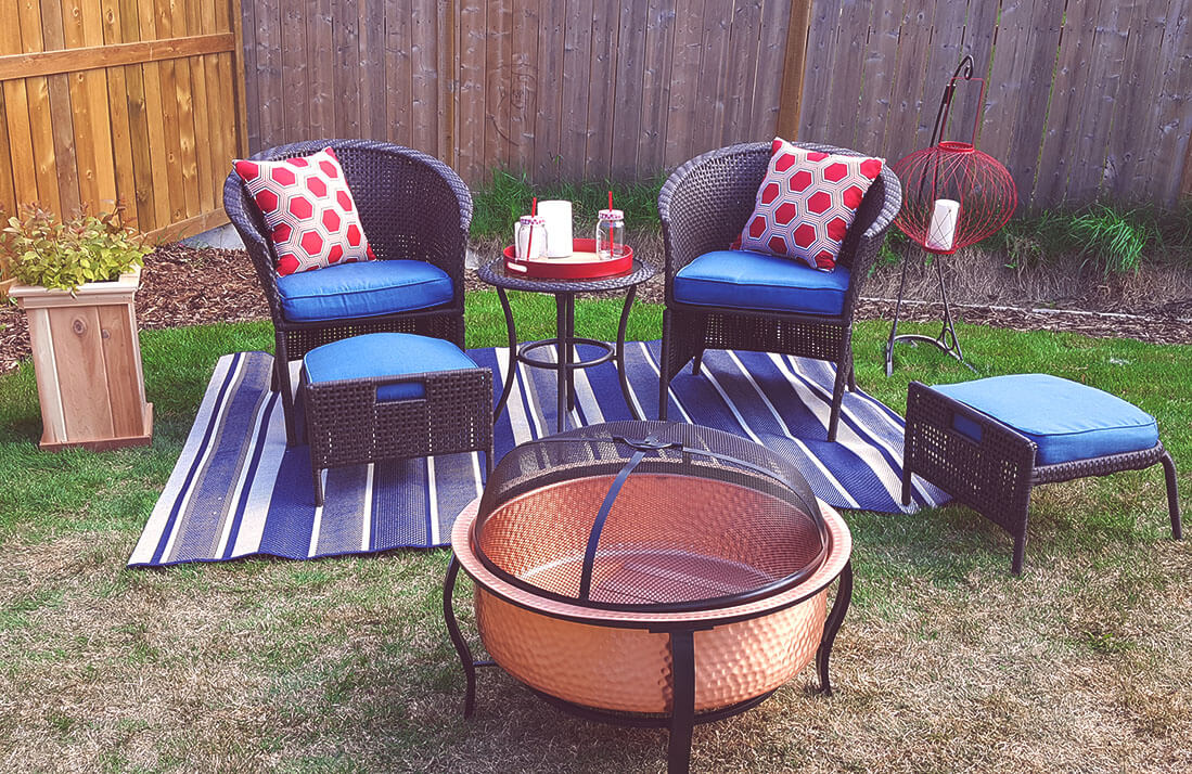backyard entertaining ideas