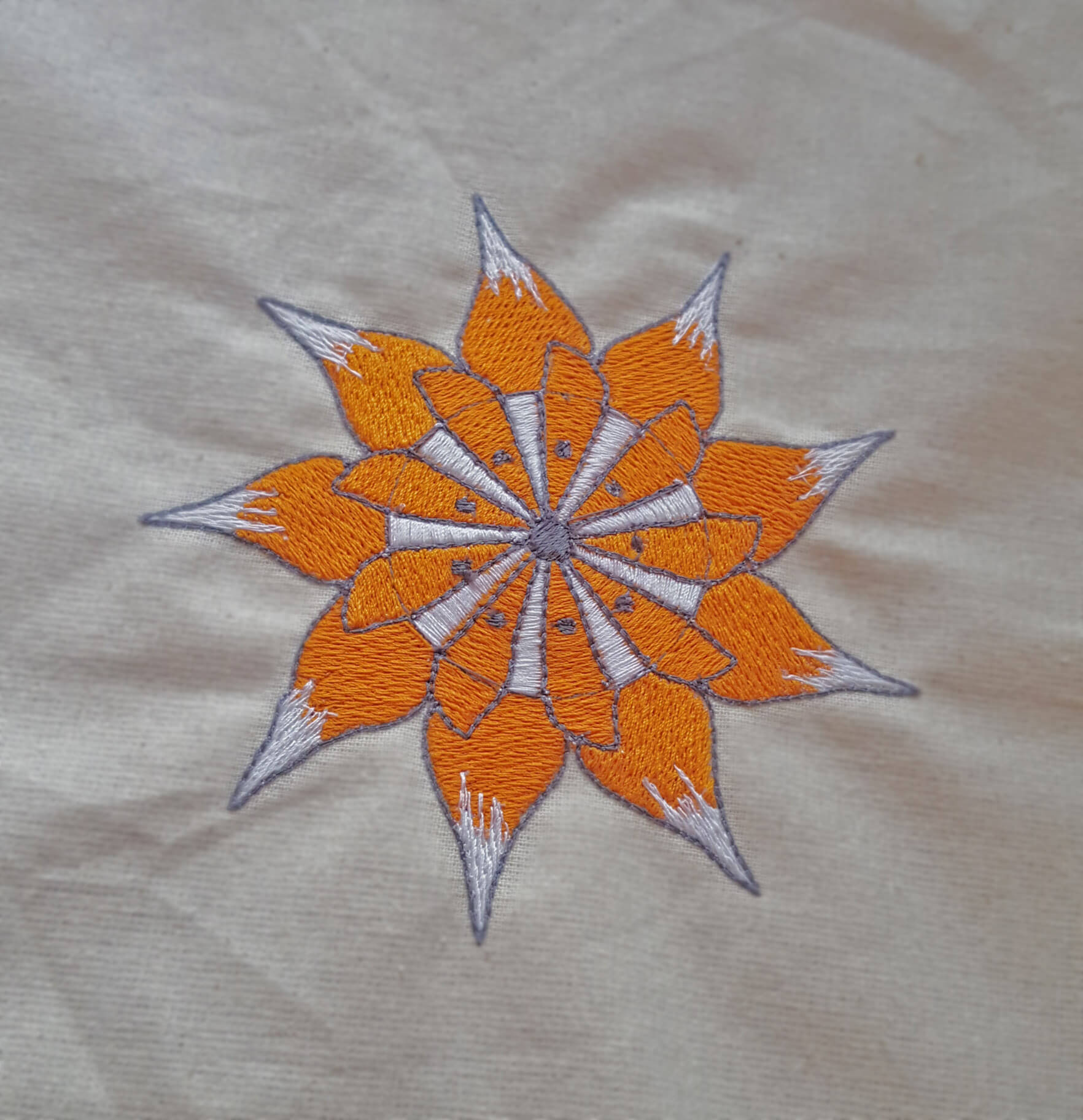 Foxy Machine Embroidery Download