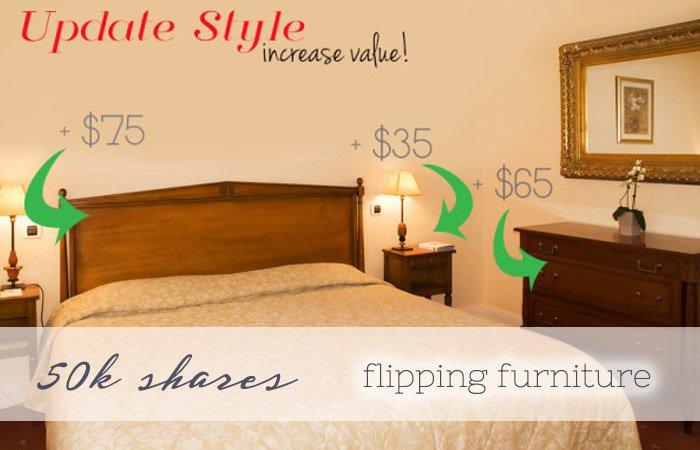 flipping furniture slider