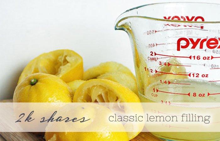 lemon curd slider