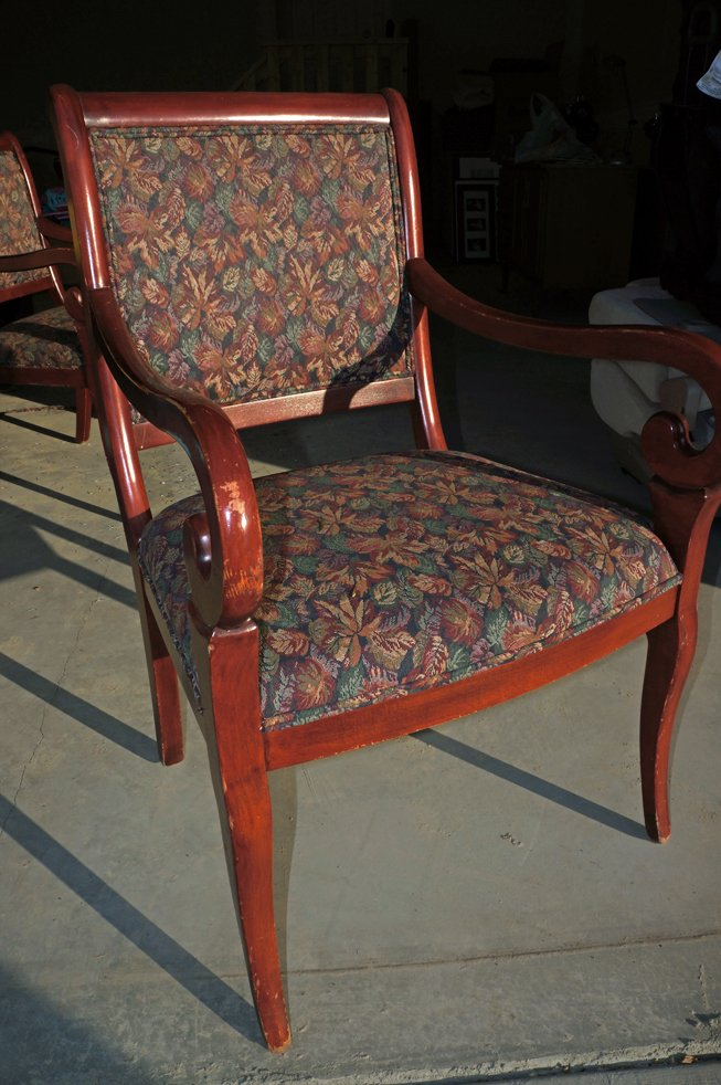Fabulous Upcycled Furniture Before And After Dining Room Chairs Caraccident5 Cool Chair Designs And Ideas Caraccident5Info